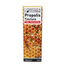 Nature's Goodness Propolis Tincture 150mg per ml  25ml