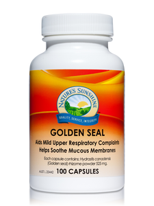 Nature's Sunshine Golden Seal 525mg 100c