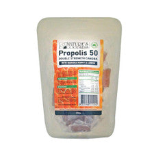 Natures Goodnss Propolis Candies 50 DS w Honey Lemon 200g