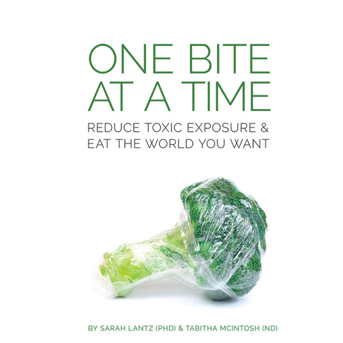 One Bite At A Time By Sarah Lantz And Tabitha Mcintosh