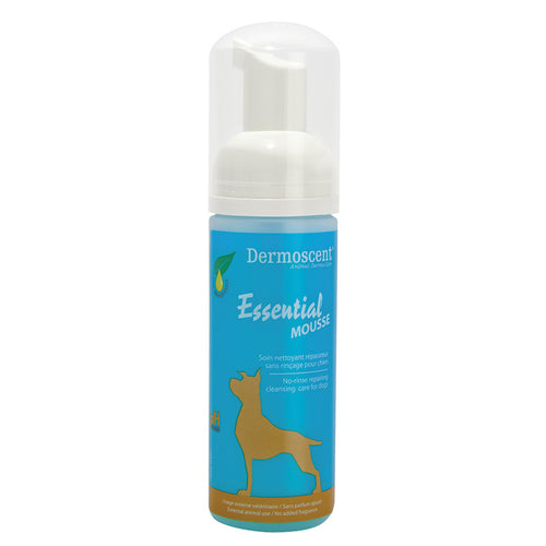 Paw Dermoscent Essential Dog Mousse 150ml (No-Rinse Repairing Cleansing Care)