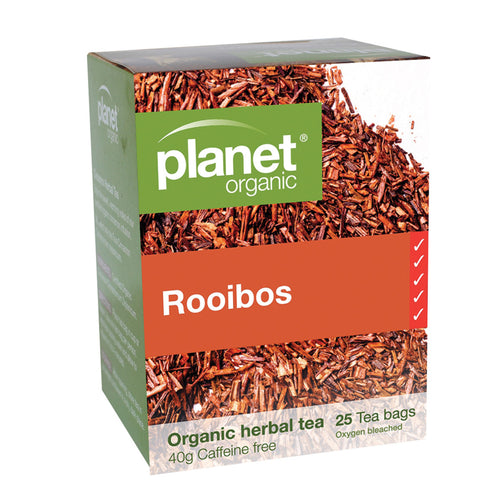Planet Organic Rooibos 25s Tea Bags