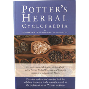 Potter's Herbal Cyclopaedia Book By Elizabeth Williamson