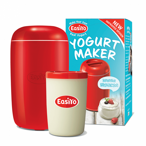 EasiYo Yogurt Maker Red 1kg