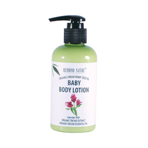 Richmond Nature Baby Shampoo And Body Wash 200ml