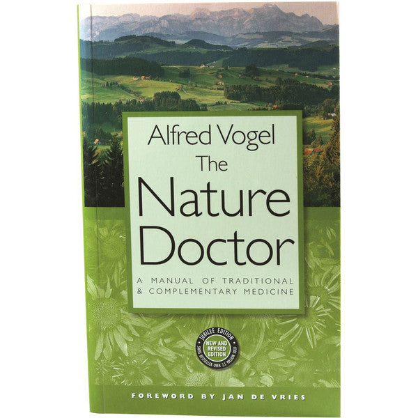 The Nature Doctor By Alfred Vogel