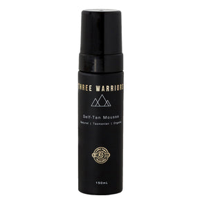 Three Warriors Self-Tan Mousse 150ml