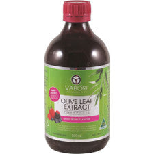 Vabori Olive Leaf Extract Berry 500ml
