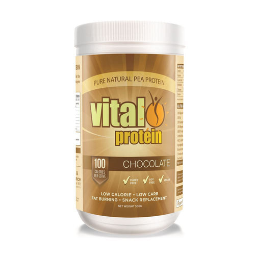Vital Protein Pea Protein Isolate Chocolate 500G