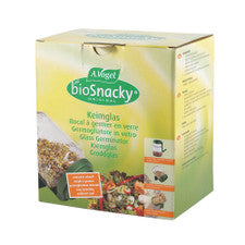 Vogel Biosnacky Glass Germinator (Glass Sprouter)