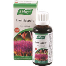 Vogel Organic Liver Support 50ml