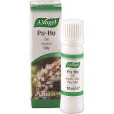 Vogel Po-Ho Oil 10ml (Mixture Of Peppermint, Eucalyptus, Juniper, Caraway & Fennel Essential Oil