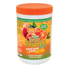 Youngevity Beyond Tangy Tangerine 2.0 Multi-Vitamin Mineral Complex