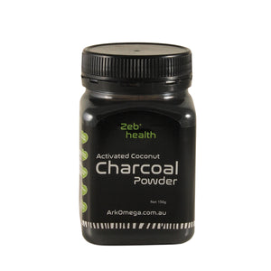 Zeb Health Activated Coconut Charcoal Powder 150G