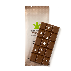 Medicated Chocolate Bars 1000mg THC - Kush Kitchen