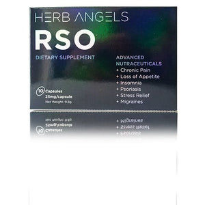 RSO Capsules Daily Supplement - Herb Angels