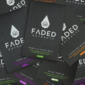 Shatter - Faded Cannabis Co.