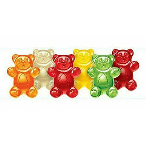 500 MG THC Gummies - Teddy Grams