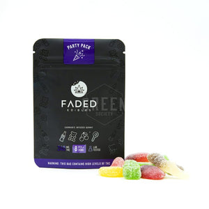 Gummy Candies - Faded Cannabis Extracts