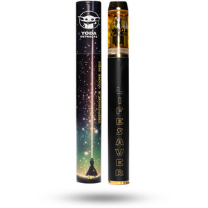 Disposable Vape THC / CBD! - Yoda Extracts