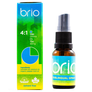 Sublingual Spray - Brio
