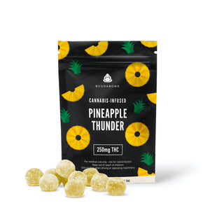 Gummies 100-250mg THC - BuudaBomb