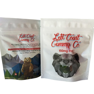 Gummy Candy THC (Left Coast Gummy Co.)