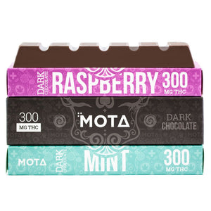 Dark Chocolate Bar - Mota