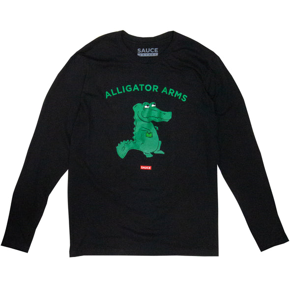 ALLIGATOR ARMS (BLACK)