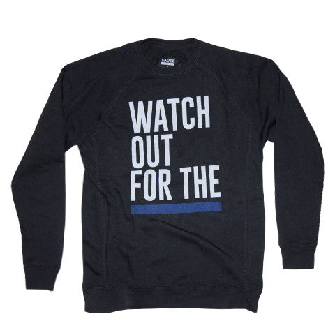 BLUE LINE (SWEATSHIRT)