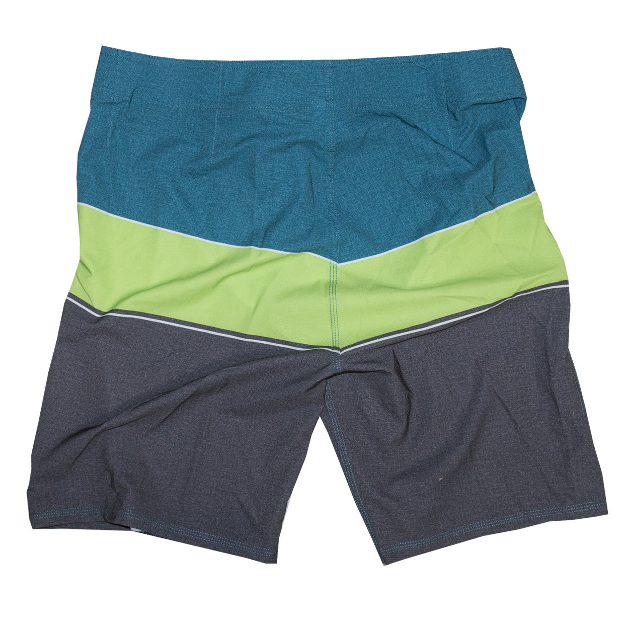 TOP SHELF BOARDSHORTS-GRN