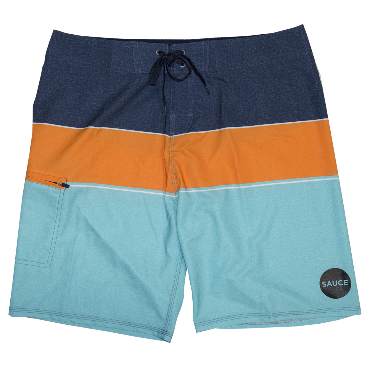 TOP SHELF BOARD SHORTS-ORG