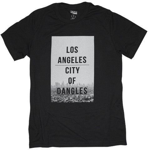 CITY OF DANGLES (BLACK)