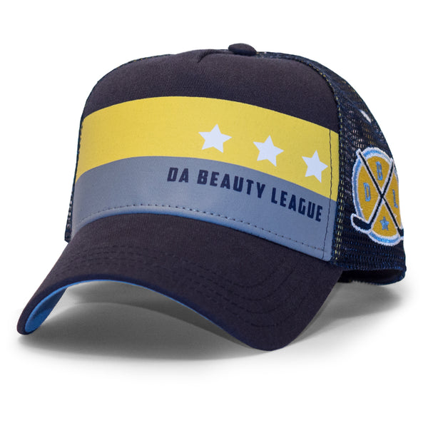 DA BEAUTY LEAGUE 3 STARS (NAVY)