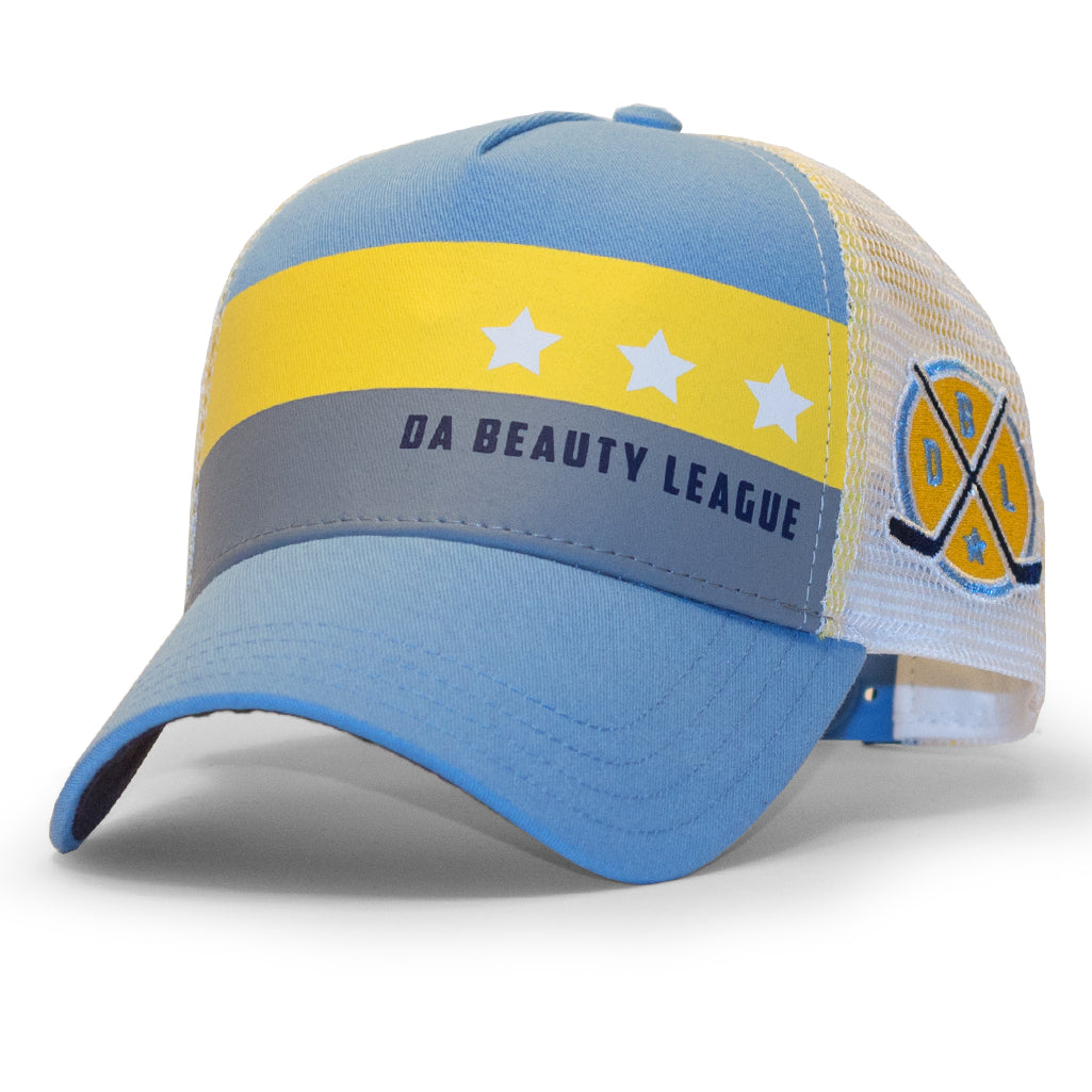 DA BEAUTY LEAGUE 3 STARS (LIGHT BLUE)