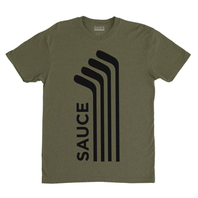 ELBOW TOSS REMIX (ARMY GREEN)