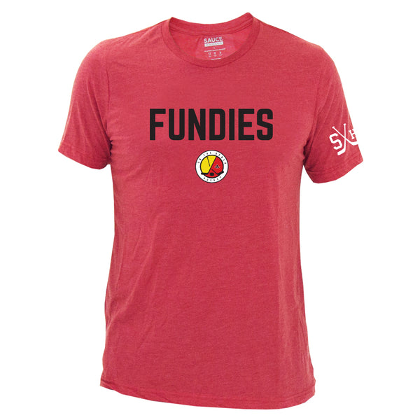 FUNDIES TEE (RED)