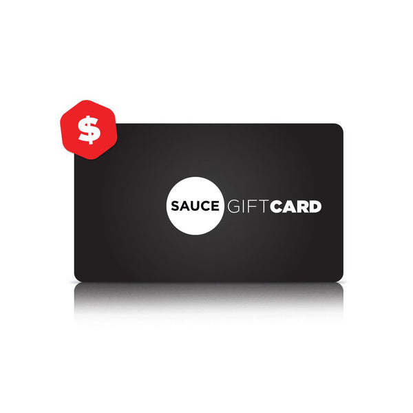 Sauce Hockey Gift Card