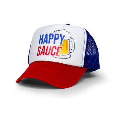 HAPPY SAUCE (RED / WHITE / BLUE)