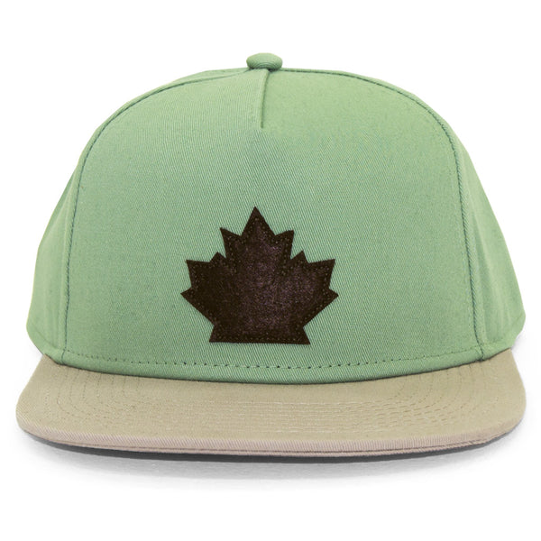 HOCKEY GRAIL (TAN + GREEN)