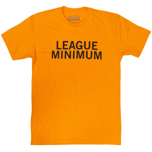 LEAGUE MINIMUM (OJ)