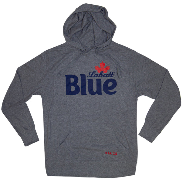 LABATT LIGHTWEIGHT HOODIE (HEATHER GREY)