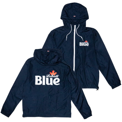 LABATT ZIP-UP WINDBREAKER