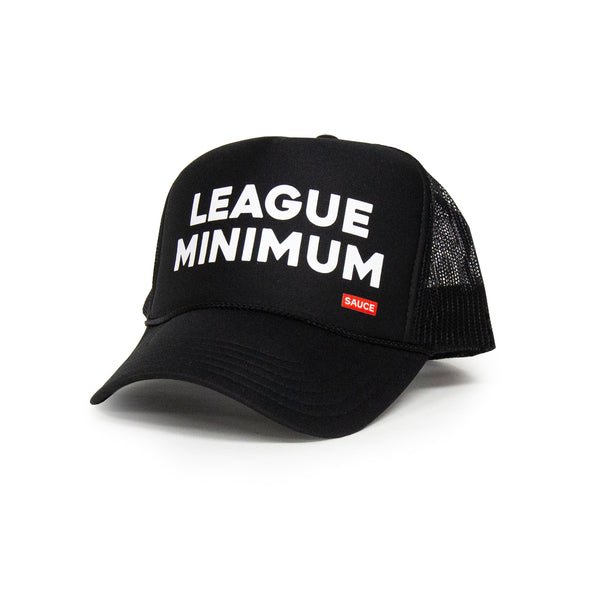 LEAGUE MINIMUM (BLACK)
