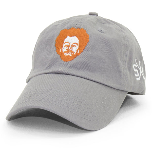 MIKE COMMODORE #InOne DAD HAT (MASCOT GREY)