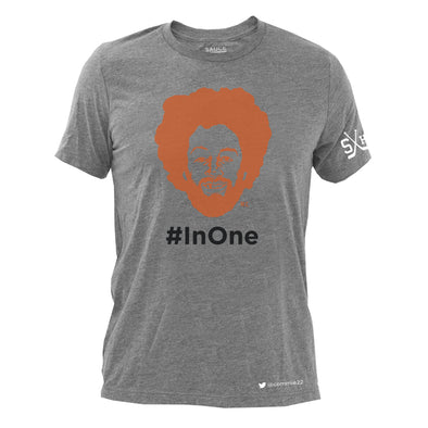 MIKE COMMODORE #InOne TEE (GREY)