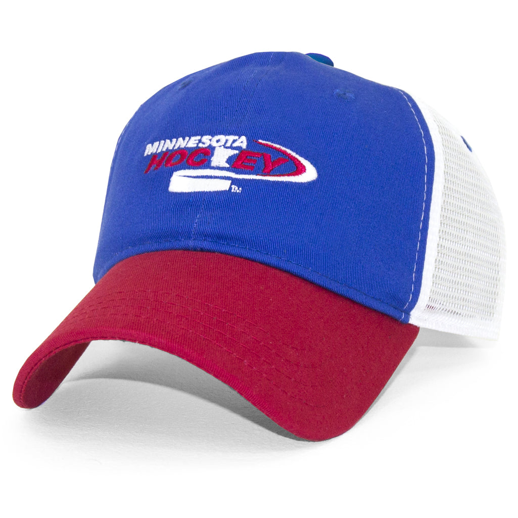 272a258ef83 MN HOCKEY LOGO DAD HAT – Sauce Hockey