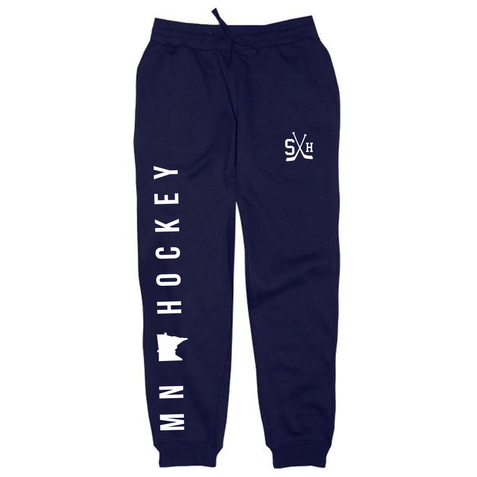 MN HOCKEY JOGGERS (NAVY)