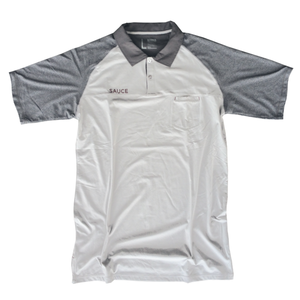 RANGE BALLS POLO (GREY)