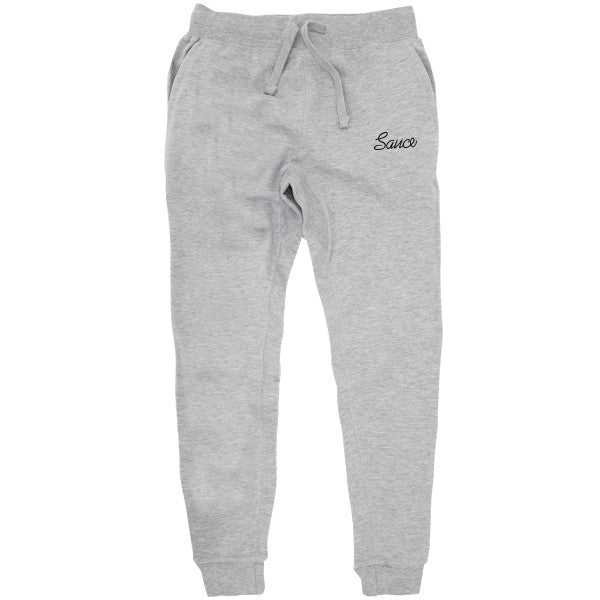 HEALTHY SCRATCH JOGGERS (HEATHER GREY)